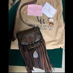 Authentic Vintage Boho Louis Vuitton!